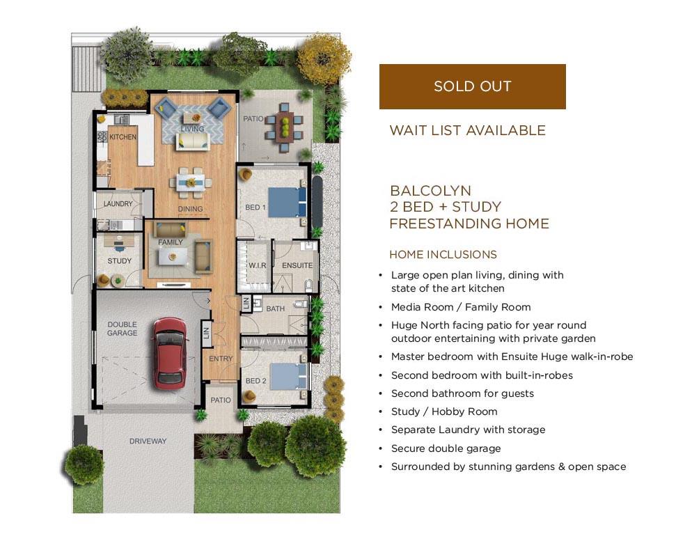 Balcolyn Villa Eleebana 2