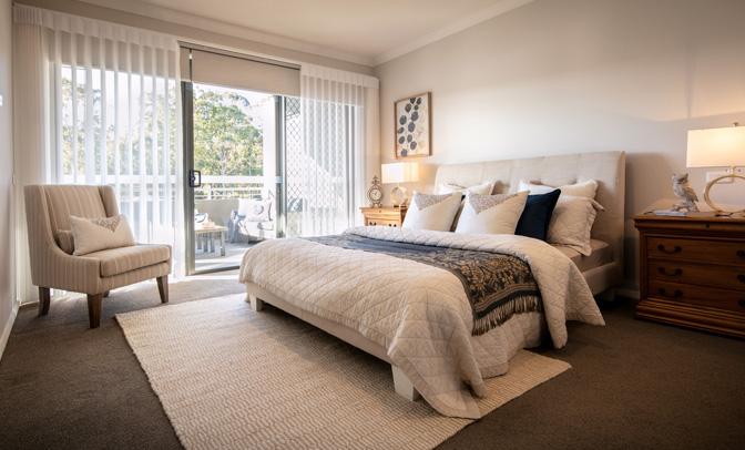 Bed Apart 70 Eleebana